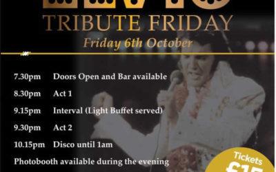 Elvis Tribute Night