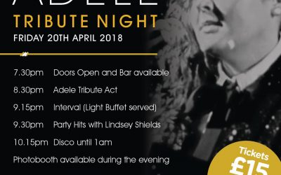 ***Almost Sold Out*** Adele Tribute The Dunmuir Hotel