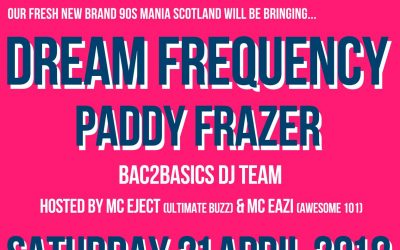 90's Mania Presents Dream Frequency